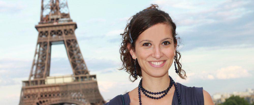 Visitez Paris avec Manuela !