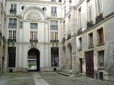 Visite guid e de l 39 le saint louis - Hotel ile saint louis ...
